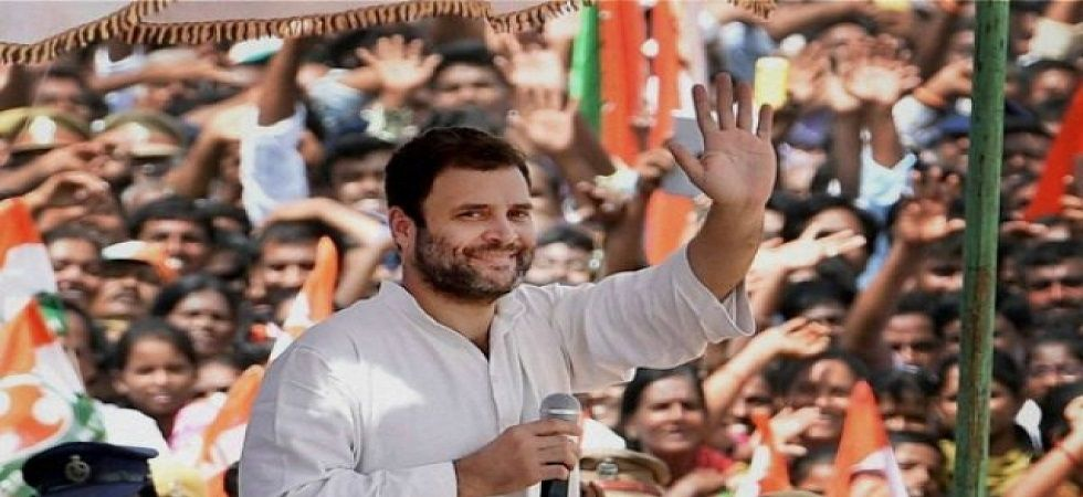 Rahul Gandhi has asked the party workers to tell their top choice for the chief ministerial post in each of the three states.