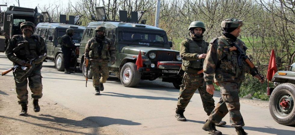 As many as two terrorists were believed to be trapped in a residential house at Brath Kalan village of the town (Photo: File)