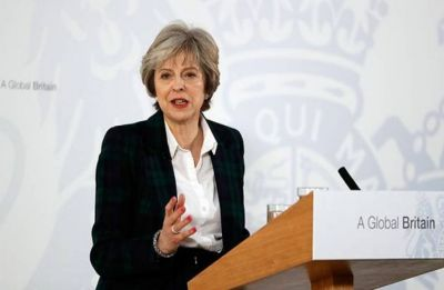 UK Prime Minister Theresa May wins confidence vote in leadership