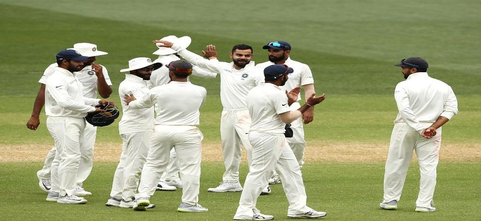 Virat Kohli believes India have a chance to perform well on a grassy wicket in Perth. (Image credit: ICC Twitter)