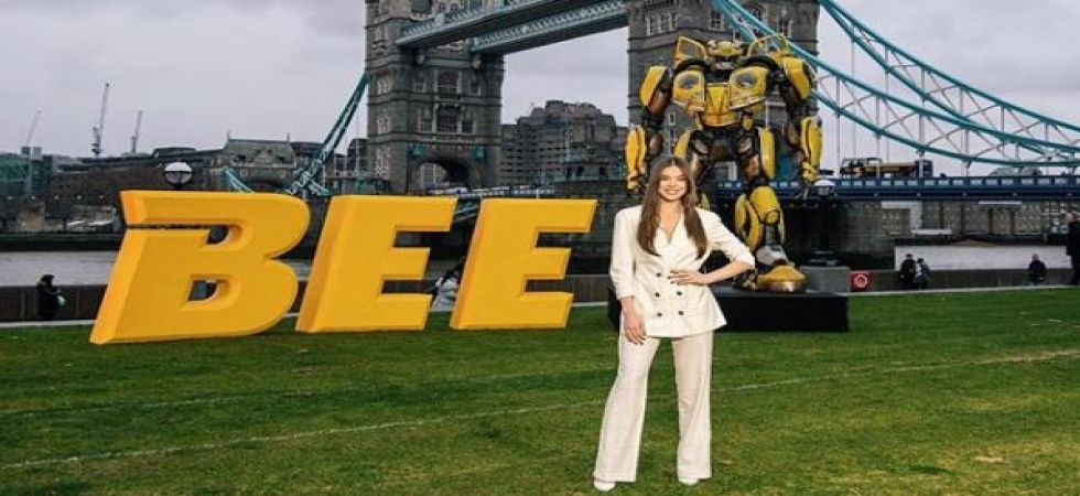 Hailee Steinfeld: My 'Bumblebee' character doesn't have special powers but she is a superhero  (Instagrammed photo)