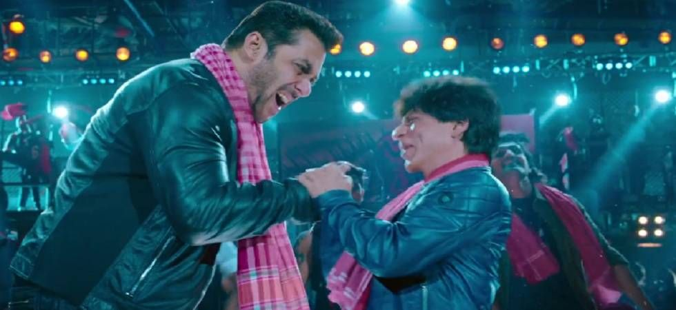 Karan Arjun back together on silver screen (Twitter)
