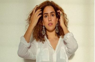 Here's how Sanya Malhotra's mom celebrated the success of 'Badhaai Ho'