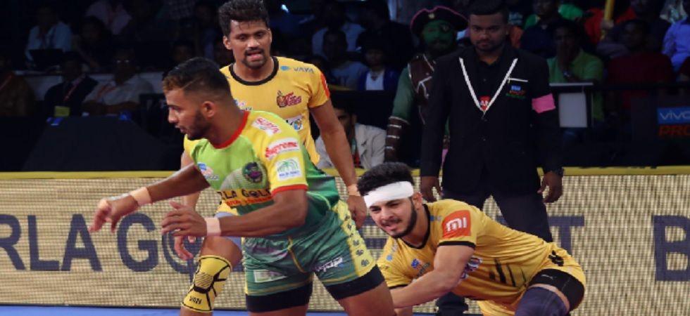 Telugu Titans beat Patna Pirates 41-36 (Twitter)