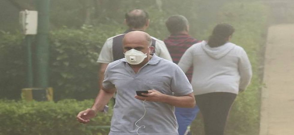 The major pollutants PM 2.5 were recorded at 233 and PM 10 at 136 (poor category) in the Sukhdev Vihar area