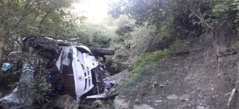 Jammu and Kashmir: 7 killed, 3 injured after vehicle skids off road in Reasi (Photo: File)