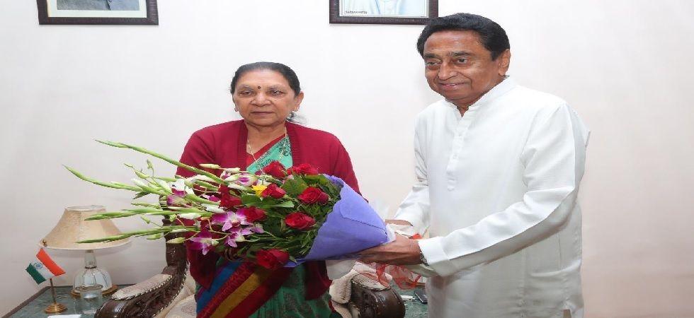 Madhya Pradesh CM designate Kamal Nath meets Governor Anandiben Patel (Photo: News Nation)