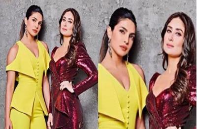Priyanka Chopra's yellow bell-bottom look is everything!