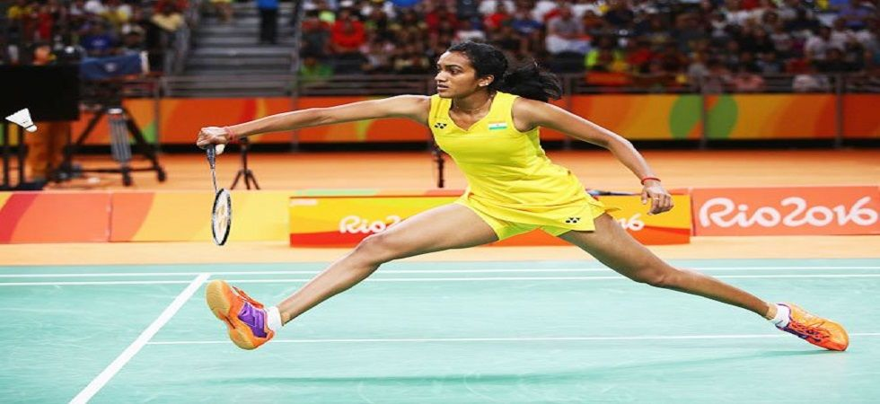 PV Sindhu finally got the better of Tai Tzu Ying after losing six consecutive matches against her. (Image credit: Twitter)