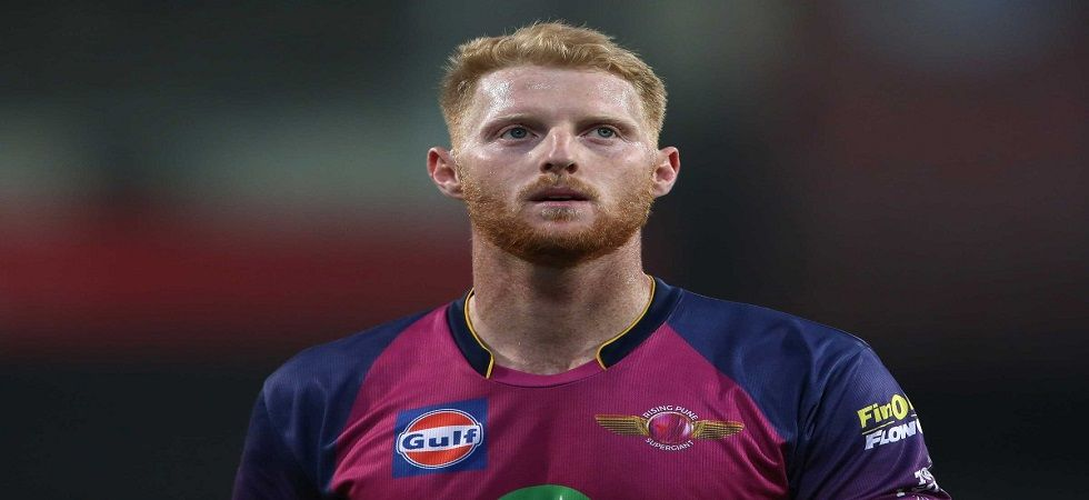 Ben Stokes has been the most expensive overseas buy in two consecutive editions of the IPL Auction. (Image credit: Twitter)