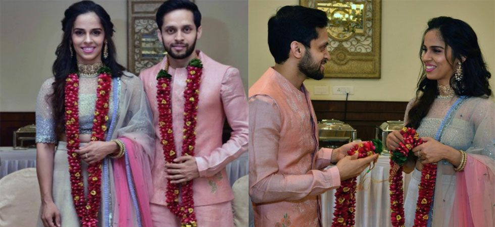 Saina Nehwal ties the knot with Parupalli Kashyap, calls it 'best match of my life' (Twitter)