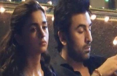 Alia Bhatt clarifies sad-grumpy face with Ranbir Kapoor on the sets of 'Brahmastra', says, ''I wasn't upset at all''