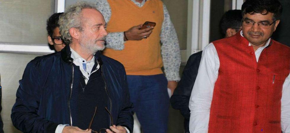 AgustaWestland Case: Court extends 'middleman' Michel's CBI custody (File Photo)