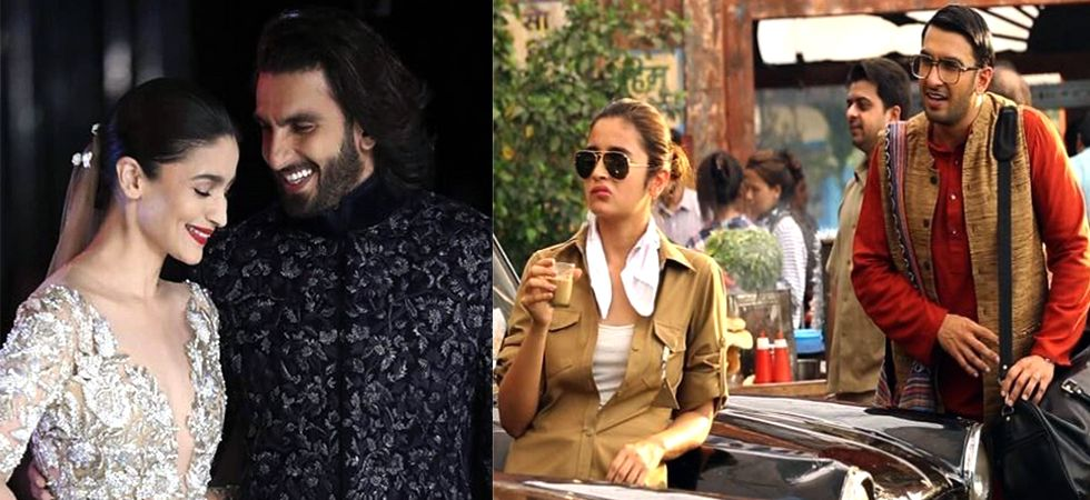 Gully Boy stars Ranveer Singh in the titular role and Alia Bhatt opposite him./ Image: Instagram