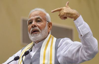 Modi slams Congress for mocking at surgical strike, says national security is a punching bag for Rahul Gandhi-led party