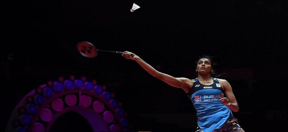 PV Sindhu finished as the runner-up in the 2017 Badminton World Tour Finals. (Image credit: Twitter)