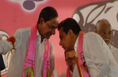 KCR appoints son KT Rama Rao as TRS working president