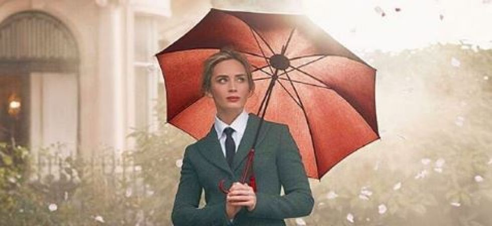 Emily Blunt open to play Mary Poppins again (Instagrammed photo)