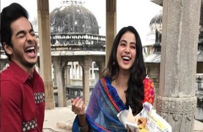 Ishaan Khatter clears air on dating Janhvi Kapoor, find out here