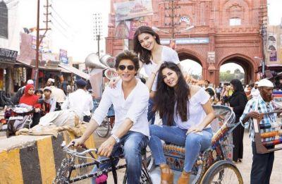 Zero:  Aanand L Rai recreated Meerut's Ghantaghar in Film city