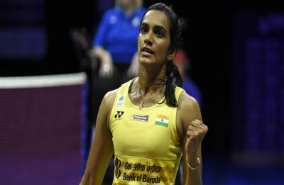 PV Sindhu clinches 2018 Badminton World Tour Finals with epic win over Nozomi Okuhara