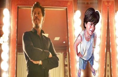 Shah Rukh Khan's birthday wish to Bauua is uniquely funny, watch video here