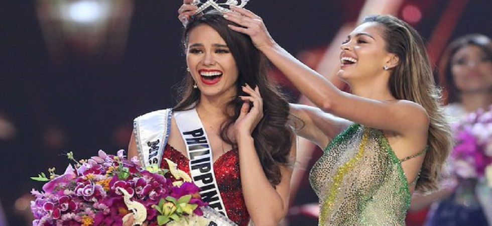Catriona Gray crowned Miss Univerese 2018 (Photo: Twitter)