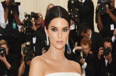 Kendall Jenner for the second row has been named the highest paid model