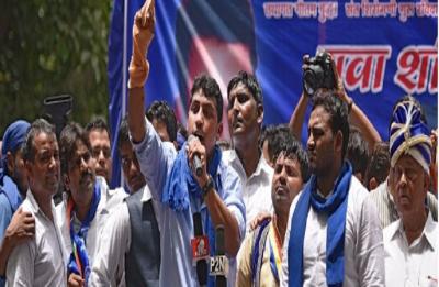 Will support BSP,  non-Congress, non-BJP parties: Bhim Army chief Chandrashekhar Azad