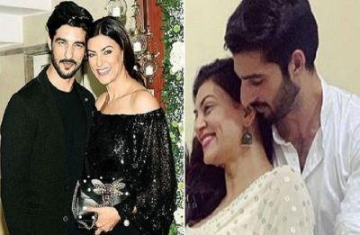 Sushmita Sen shares another sizzling picture of Rohman Shawl, the caption will make you melt