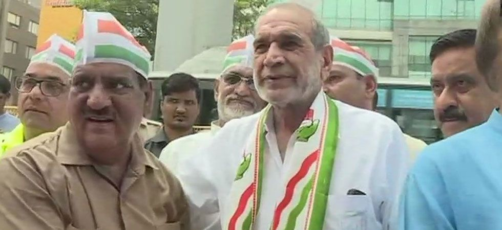 Post his conviction, Congress leader Sajjan Kumar has been asked to surrender before the CBI by the end of this year. (ANI Photo)