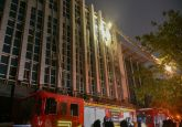 Six dead, over 100 injured after major fire breaks out at Mumbai's ESIC Kamgar Hospital