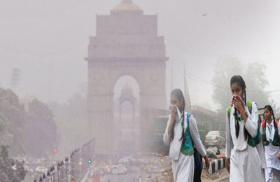 Delhi air quality dips to 'very poor' category, may improve with sufficiently high wind speed