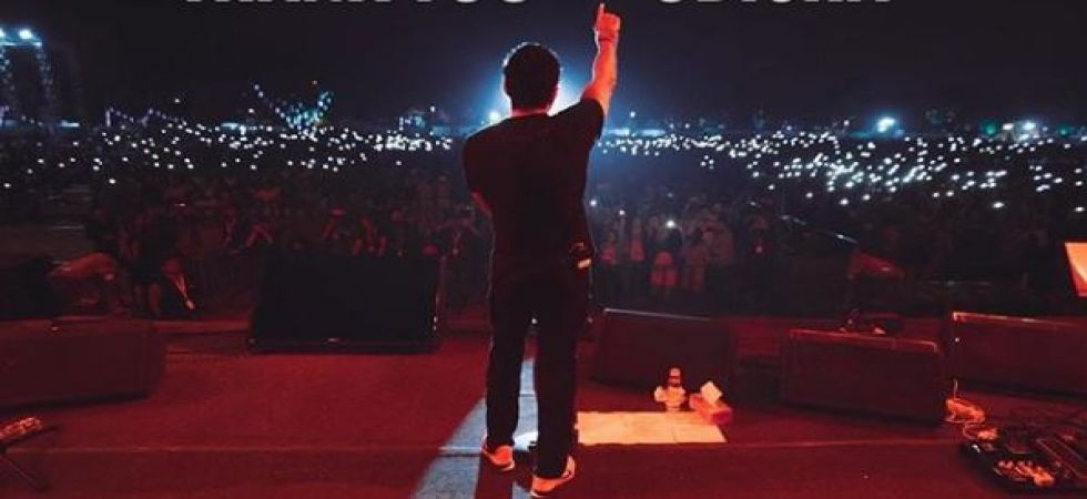 Farhan Akhtar takes the stage by storm in Bhubaneswar