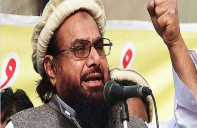 Pakistan minister caught on camera vowing support to Lashkar-e-Taiba founder Hafiz Saeed