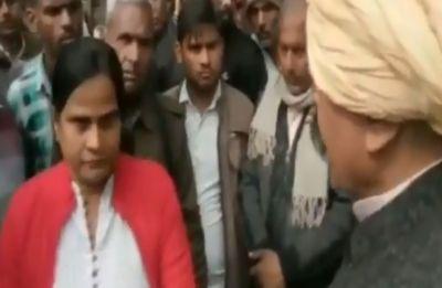 Caught On Tape: BJP MLA Udaybhan Chaudhary threatens Agra SDM Garima Singh