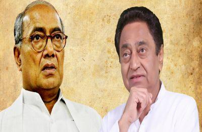 Digvijaya Singh calls Kamal Nath a 'bulldozer' after farm loans waiver move