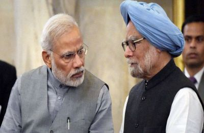 I wasn't the prime minister who was afraid of press: Manmohan Singh takes dig at PM Modi