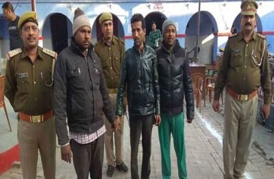 Police arrest 3 people in Bulandshahr for alleged cow slaughter, killers of cop Subodh Kumar Singh still at large