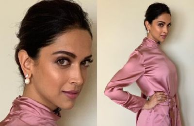 Deepika Padukone is oh-so-pretty in this Maison Valentino pretty pink jumpsuit