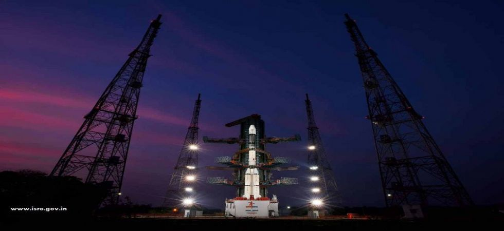 Weighing as much as 2,250 kg, the GSAT-7A will be launched using the Geosynchronous Satellite Launch Vehicle Mk II. (Photo: ISRO)