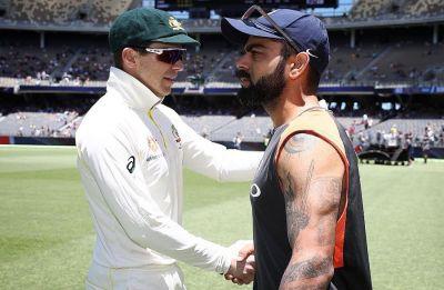 Justin Langer terms India's aggression 'brilliant', calls Virat Kohli-Tim Paine confrontation 'hilarious'