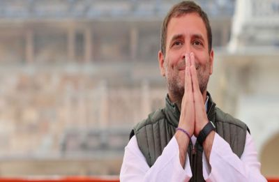 After hectic poll campaigning, Congress president Rahul Gandhi leaves for vacation to Shimla with Priyanka Vadra