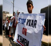 Children as young as 10 fight, kill and die in Yemen's war