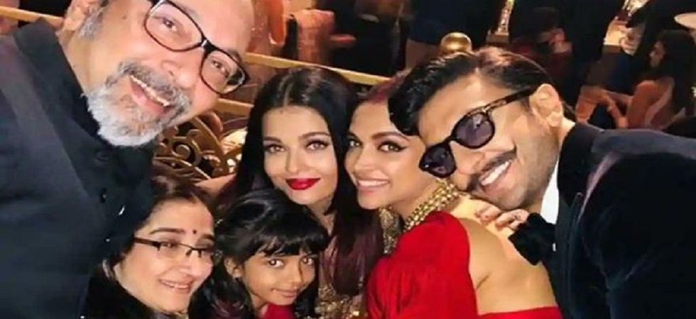 Deepika Padukone and Aishwarya Rai ends their cold war ? (Photo: Twitter)