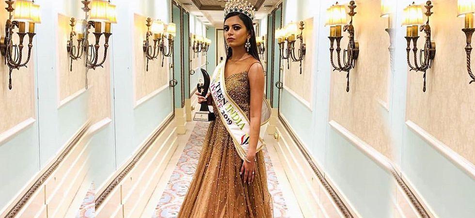 Mumbai girl Apurva Pravin Thakur crowned Miss Teen Universe India 2019