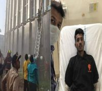 Swiggy delivery boy becomes hero, saves 10 people in Mumbai hospital fire