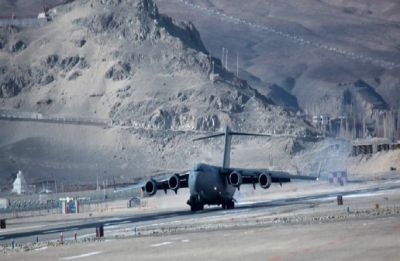 Exercise Bahubali: Indian Air Force airlifts record 463 tonnes of cargo to Ladakh using 16 aircraft