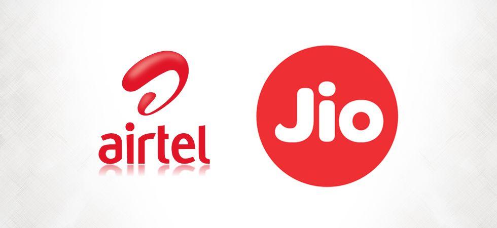 Reliance Jio vs Airtel (file photo)