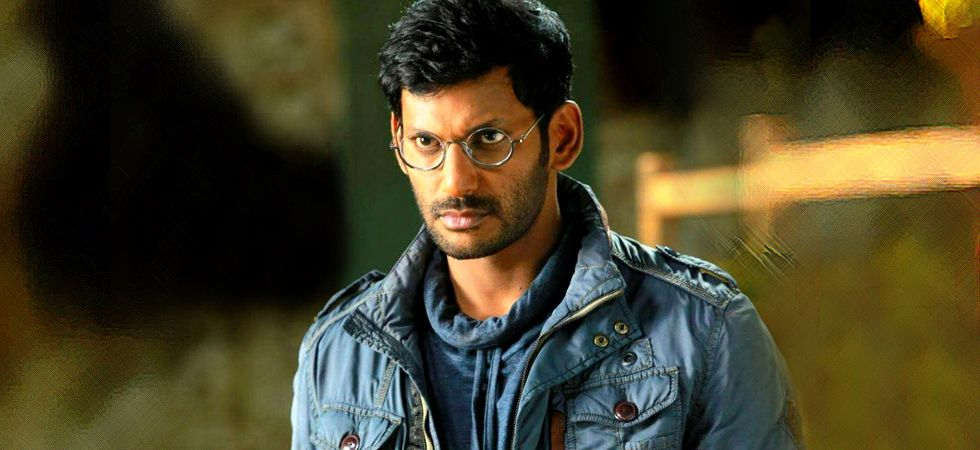 Actor Vishal Krishna was detained by police/ Image: File photo